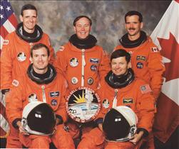 Crew of mission STS-74