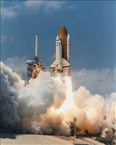 Launch of mission STS-90
