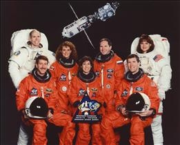 Crew of mission STS-96