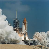 Launch of mission STS-96