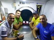 CSA Astronaut Jeremy Dives into NEEMO19