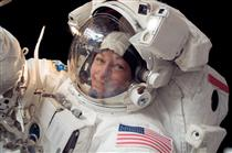 Peggy Whitson, first woman to command the International Space Station
