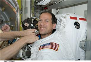 Mission Specialist Tom Marshburn