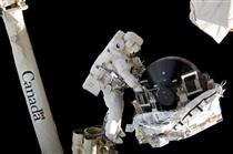 Mission STS-118 - Dave Williams' spacewalk