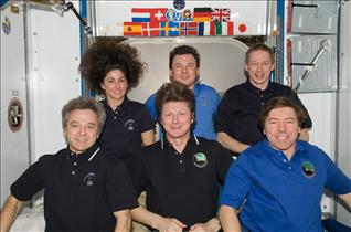 Expedition 20 Portrait