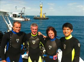 Group Photo - NEEMO 15