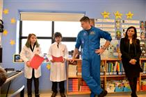 Canadian students conduct real space mission operations from their school
