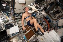 Évaluation de la capacité cardiovasculaire – David Saint-Jacques à bord de la Station spatiale internationale