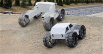 Two new rovers designed for space