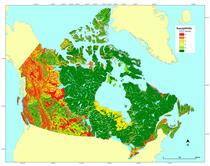 Landslide Susceptibility in Canada