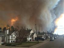 Forest Fires in Fort McMurray