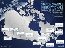 Observez la Station spatiale internationale le jour du lancement de David Saint-Jacques