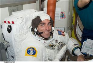 Mission Specialist Christopher Cassidy