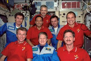 Crews of mission STS-97 and the International Space Station