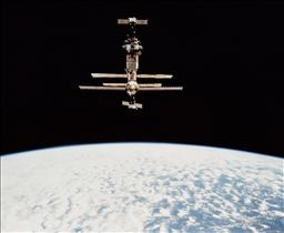 Russian Space Station Mir