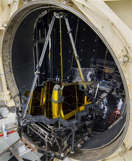 James Webb Space Telescope to undergo 93-Day Big Freeze