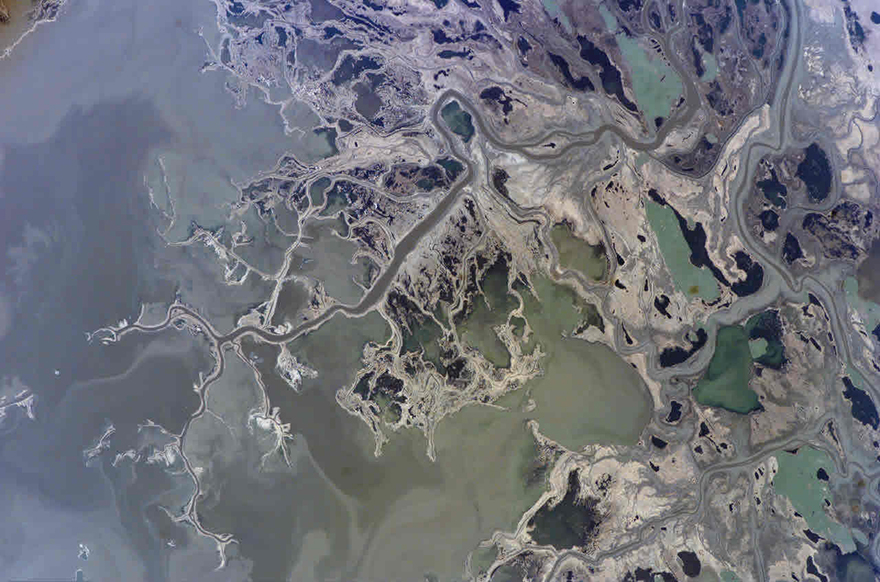 La rivière Saskatchewan