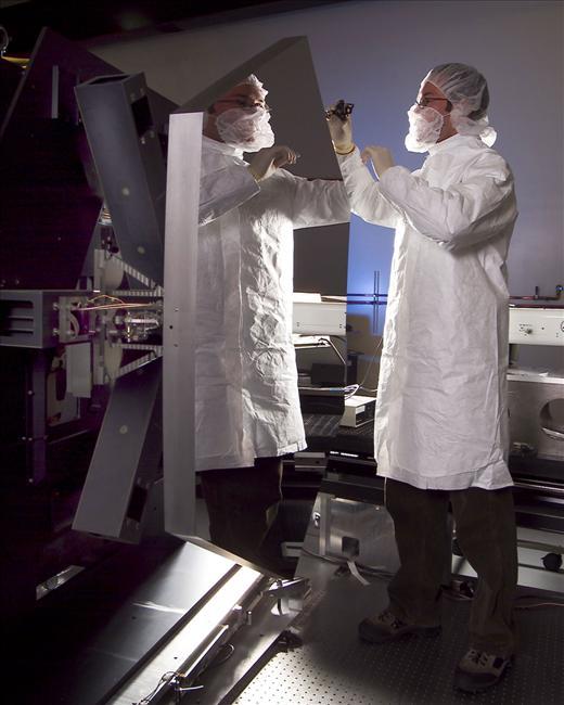 Le James Webb Space Telescope (JWST), un géant de 6 mètres qui va remplacer Hubble. 27006a3a-3393-483f-8032-9df6ef216a9c