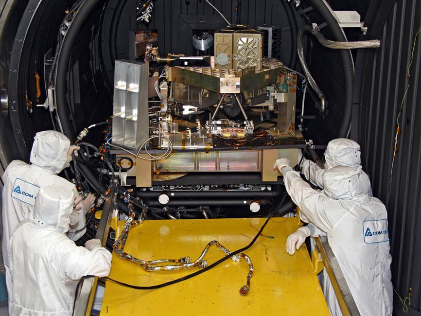 Le James Webb Space Telescope (JWST), un géant de 6 mètres qui va remplacer Hubble. 3c79518d-465f-405f-b47d-902a69fcec93