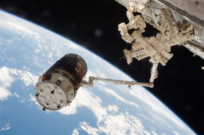 Le HTV-6 quitte la Station spatiale internationale