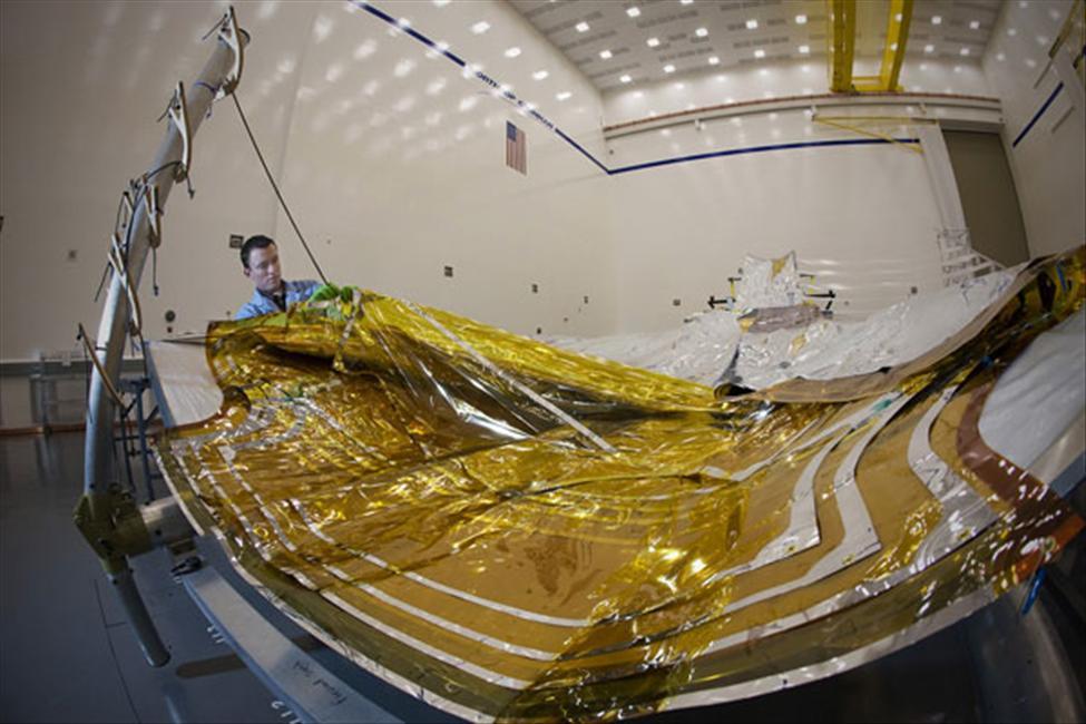 Le James Webb Space Telescope (JWST), un géant de 6 mètres qui va remplacer Hubble. 55e05d4d-b80c-4a6b-9322-38e919a081be