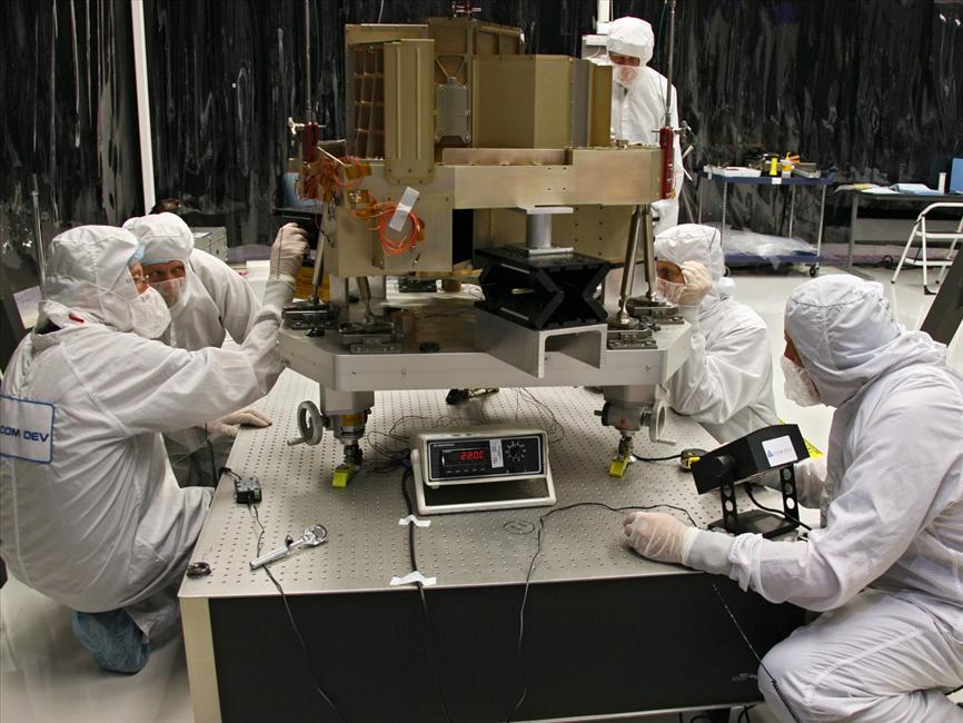 Le James Webb Space Telescope (JWST), un géant de 6 mètres qui va remplacer Hubble. 68d92bae-8b56-4a8b-bcb7-16b99d5d5e9d