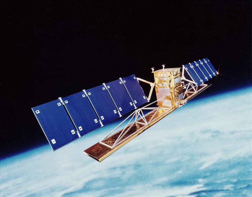 RADARSAT-1 Canada's first Earth observation satellite