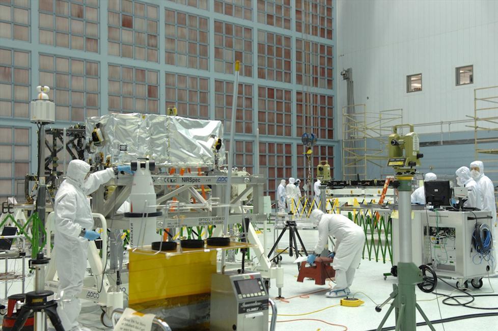 Le James Webb Space Telescope (JWST), un géant de 6 mètres qui va remplacer Hubble. 6d387b68-343d-43f2-a445-58ed54620f92