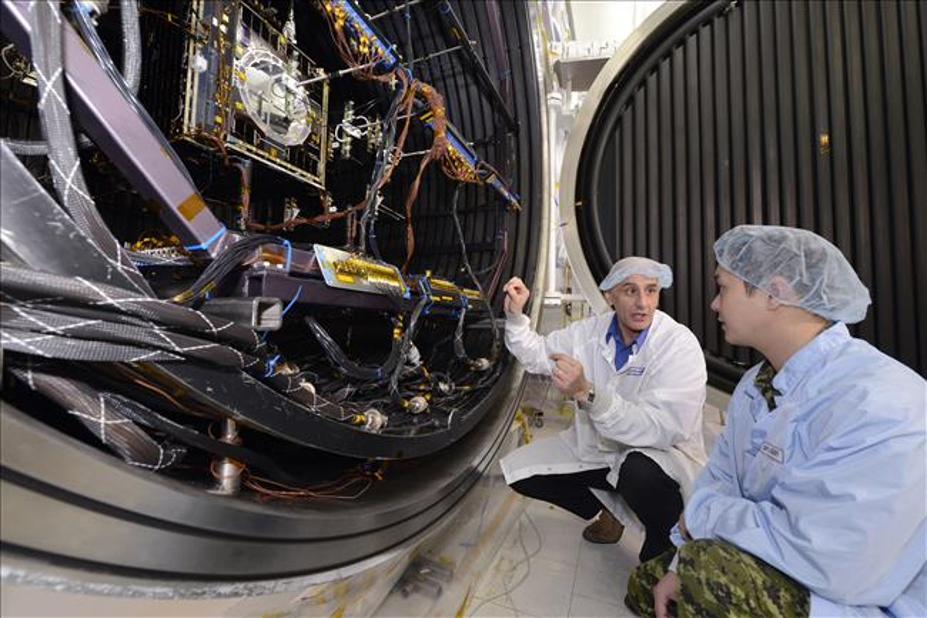 M3MSat Microsatellite