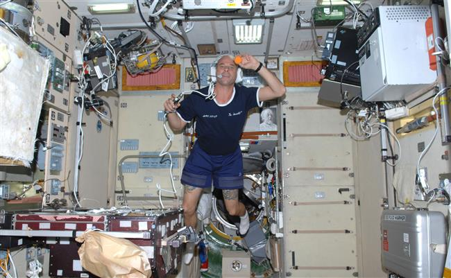 Guy Laliberté, Canada's first private space explorer