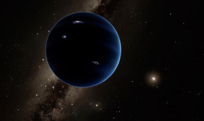 "Hypothetical ""Planet Nine"""