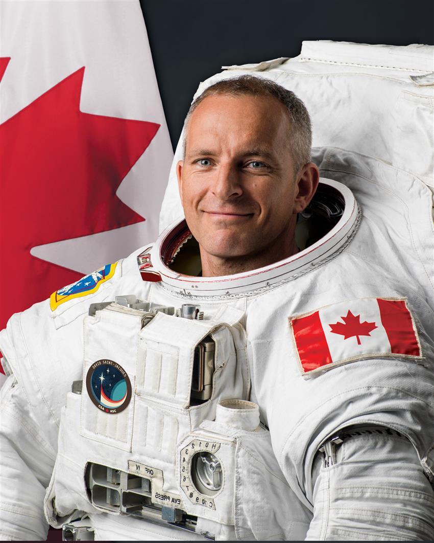 Biography of David Saint-Jacques - Canada ca