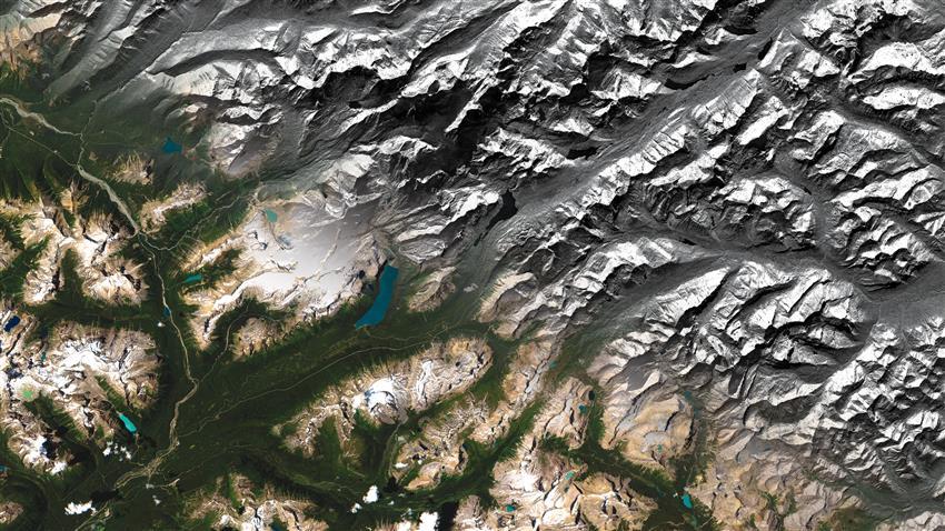 Parc national Banff, Alberta