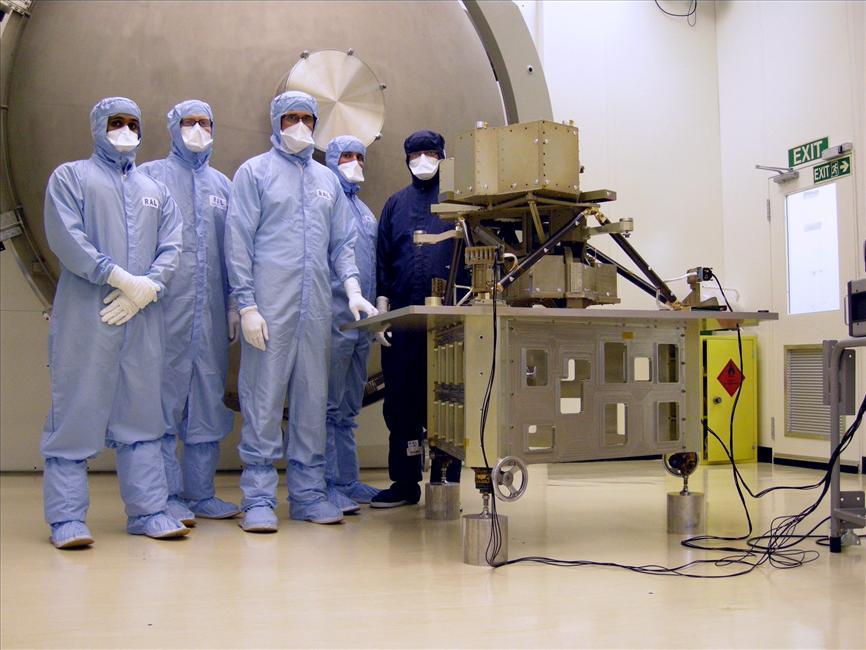 Le James Webb Space Telescope (JWST), un géant de 6 mètres qui va remplacer Hubble. 9c669892-db08-4329-8dce-e24cbb65e329
