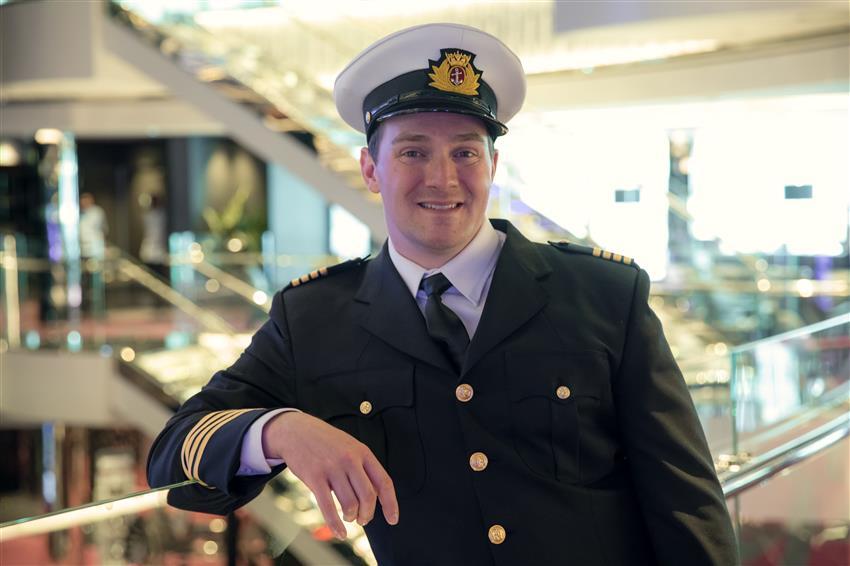 Utilisateur de RADARSAT : capitaine de navire