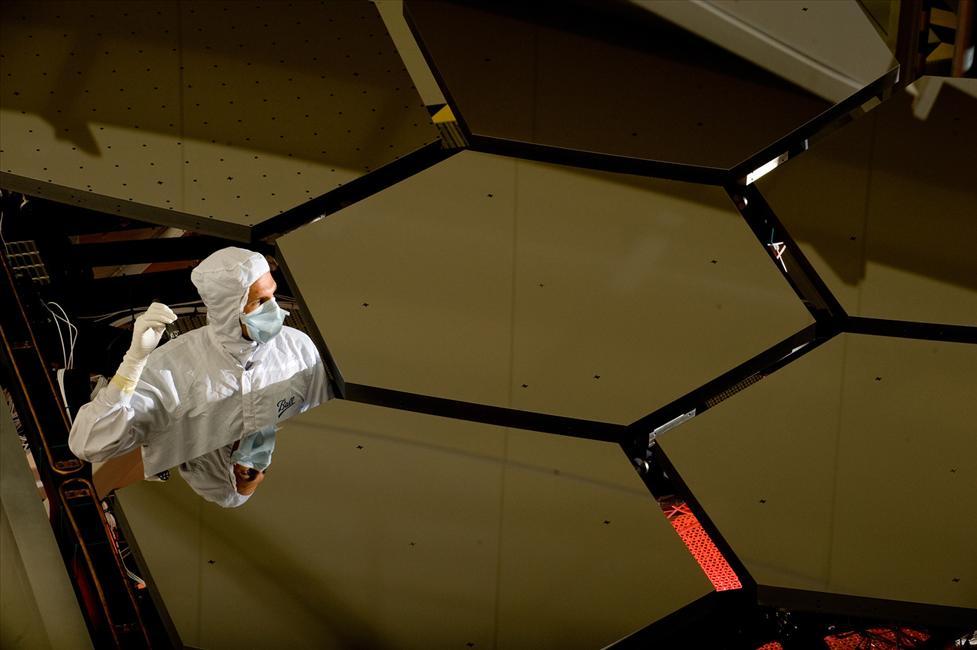 Le James Webb Space Telescope (JWST), un géant de 6 mètres qui va remplacer Hubble. A6494e4f-aa9c-4ce9-aec1-869e0fd74efc