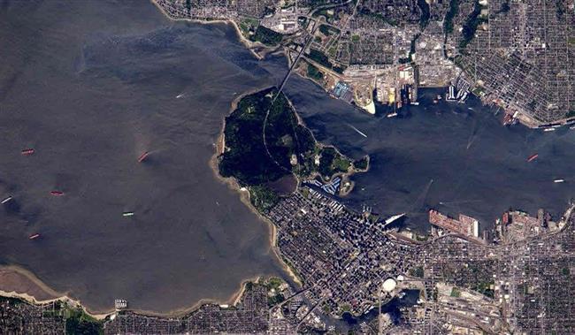 Le parc Stanley, à Vancouver