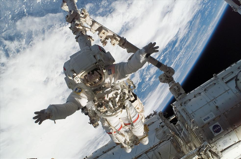 Canadarm2 - Images of a 10-Year History