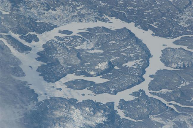 Cratère du Manicouagan