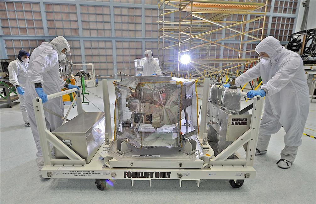 Le James Webb Space Telescope (JWST), un géant de 6 mètres qui va remplacer Hubble. Ce61c29d-6217-4ddd-aa2b-f3c951232f91