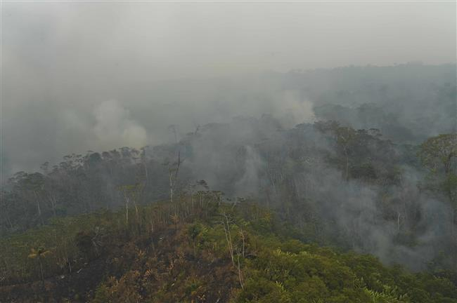 Forest Fires in Panama - April 2016