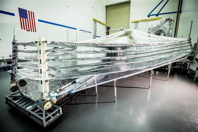 Le James Webb Space Telescope (JWST), un géant de 6 mètres qui va remplacer Hubble. Ed5e269b-d1d0-4bdc-bb03-38a55673b028