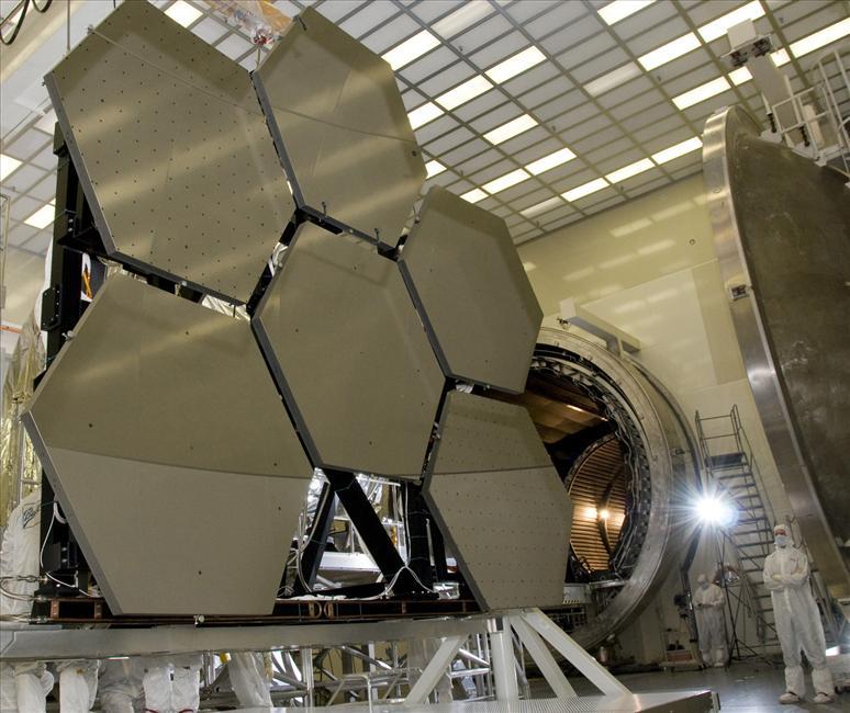 Le James Webb Space Telescope (JWST), un géant de 6 mètres qui va remplacer Hubble. Efa75c52-33aa-4d39-b7c7-340a6c05f3ae