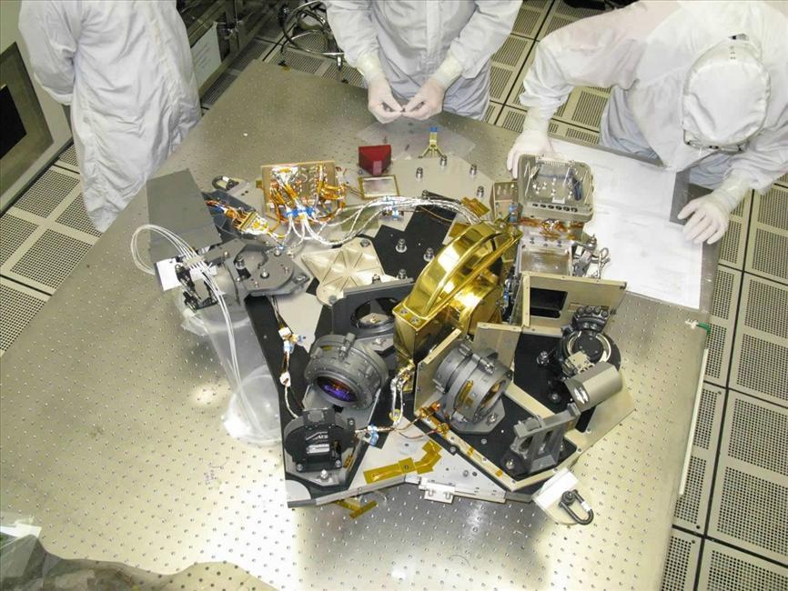 Le James Webb Space Telescope (JWST), un géant de 6 mètres qui va remplacer Hubble. F03ab435-c5fe-406a-a051-09e65c0ff3d6