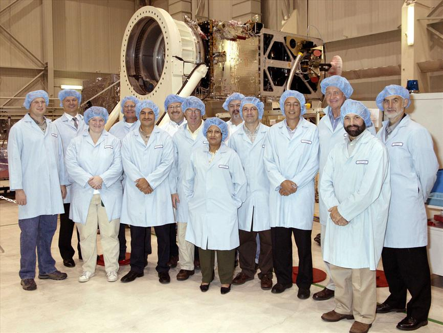 Le James Webb Space Telescope (JWST), un géant de 6 mètres qui va remplacer Hubble. Ff433ca1-d91e-453e-9fcc-8cf30c92b2c8
