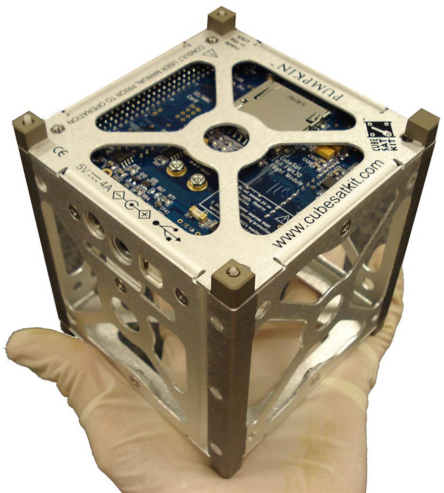 What is a CubeSat - Canada ca