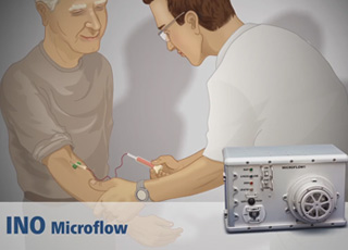Microflow: portable, technology near real-time medical diagnosis