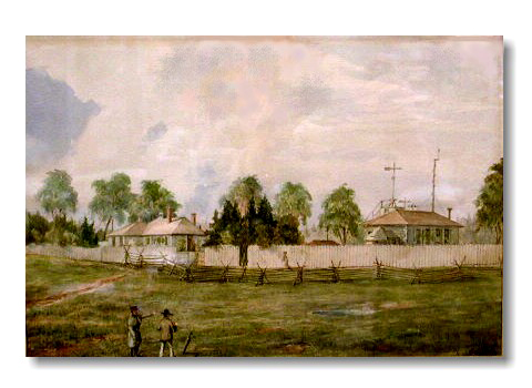 Image of the 1852 painting by W. Armstrong
