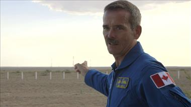 Thumbnail for video 'Chris Hadfield: The Soyuz Experience'