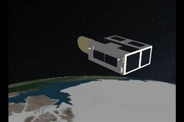 Thumbnail for video 'First Canadian space telescope dedicated to detecting and tracking asteroids and satellites'